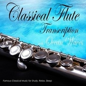 Classical Flute Transcription with Ocean Waves: Famous Classical Music for Study, Relax, Sleep de Einstein Nature Sounds Academy
