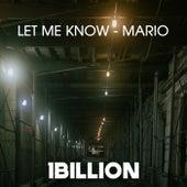 Let Me Know van Mario