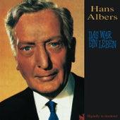 Das war ein Leben de Hans Albers