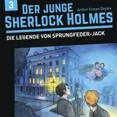 Der junge Sherlock Holmes, Folge 3: Die Legende von Sprungfeder-Jack von Sherlock Holmes