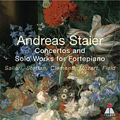 Andreas Staier - Concertos & Solo Works for Fortepiano by Andreas Staier