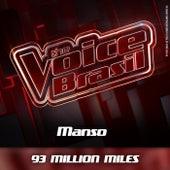 93 Million Miles (Ao Vivo) de Manso