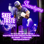 Skee Taste The Mix tape by Showtyme