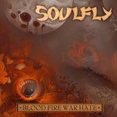 Blood Fire War Hate Digital Tour EP de Soulfly