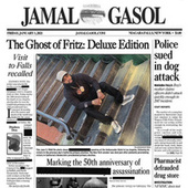 The Ghost of Fritz (Deluxe Edition) by Jamal Gasol