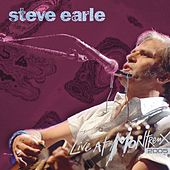 Live At Montreux 2005 by Steve Earle