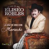 La Voz de Oro Con Mariachi by Eliseo Robles