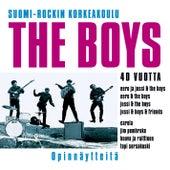 (MM) Suomirockin korkeakoulu - The Boys 40 vuotta von Jussi