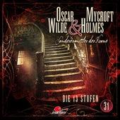 Sonderermittler der Krone, Folge 31: Die 13 Stufen by Oscar Wilde