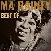 Best Of (Digitally Remastered 78 rpm recordings) fra Ma Rainey