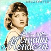 The Very Best Of (Remastered) de Amalia Mendoza