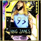 King James de Ninety3