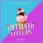Different Flavors von Sage Boy