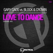 Love To Dance de Gary Caos