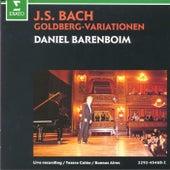 Bach, JS : Goldberg Variations by Daniel Barenboim
