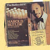 The Butler Did It by Harold Butler