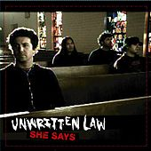 She Says by Unwritten Law