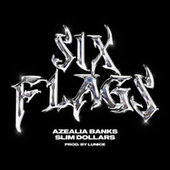 Six Flags by Azealia Banks