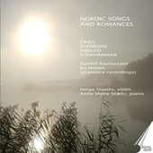 Nordic Songs and Romances by Helge Slaatto