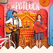 A Potluck by Lucky Diaz and the Family Jam Band
