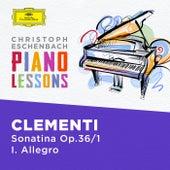 Clementi: Sonatina in C Major, Op. 36 No. 1: I. Allegro by Christoph Eschenbach