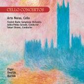 Elgar / Dvorák : Cello Concertos - Bartók : Rhapsody No.1 von Arto Noras