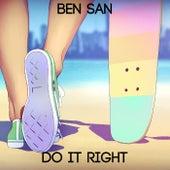 Do It Right de Ben San