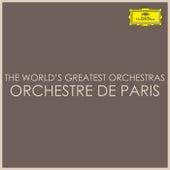 The World's Greatest Orchestras - Orchestre de Paris de Orchestre de Paris