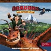Folge 53: Die Stellvertreterin / Der treue Orden der Ingermans (Das Original-Hörspiel zur TV-Serie) von Dragons - Auf zu neuen Ufern