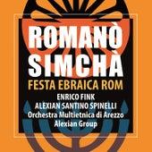 Romanò Simchà - Festa Ebraica Rom di Enrico Fink