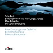 Schubert : The Symphony No.9  -  Elatus by Nikolaus Harnoncourt