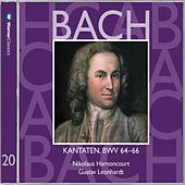 Bach, JS : Sacred Cantatas BWV Nos 64 - 66 von Various Artists