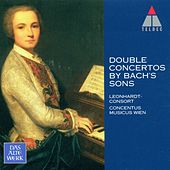 Double Concertos by Bach's Sons by Gustav Leonhardt