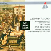 Violin Works By Law 'a Gift Of Nature' de Trio Sonnerie