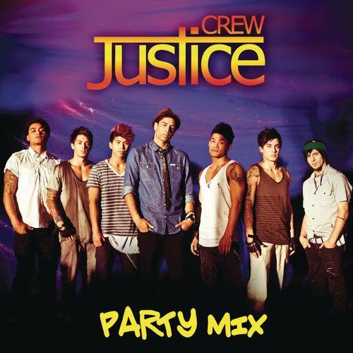 Justice Crew Party Mix de Various Artists