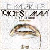 Richest Man (feat. Pitbull) - Single von Play-N-Skillz