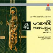Bach, JS : Sacred Cantatas Vol.7 : BWV 119-137 von Various Artists