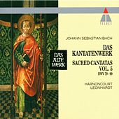Bach, JS : Sacred Cantatas Vol.5 : BWV 79-99 von Various Artists