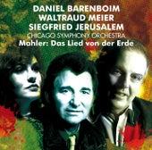 Mahler : Das Lied von der Erde by Daniel Barenboim