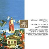 Bach, JS : Mass in B minor by Nikolaus Harnoncourt