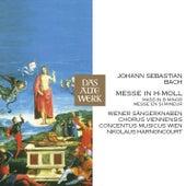 Bach, JS : Mass in B minor von Nikolaus Harnoncourt