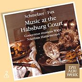 Music at the Habsburg Court by Nikolaus Harnoncourt