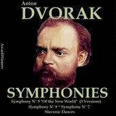 Dvorak Vol. 1 - Symphonies de Various Artists