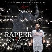 Rapper Be 4 Fame (RB4F) by J-Izzie