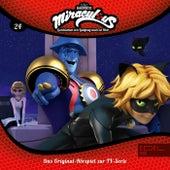 Folge 24: Volles Risiko / Im Netz der Spinne (Das Original-Hörspiel zur TV-Serie) von Miraculous