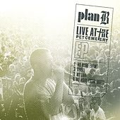 No More Eatin' Live At The Pet Cemetery EP von Plan B