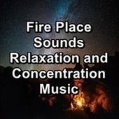 Fire Place Sounds Relaxation and Concentration Music de Ocean Sounds Collection (1)