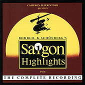 Miss Saigon (Highlights from the Complete Recording) de Alain Boublil