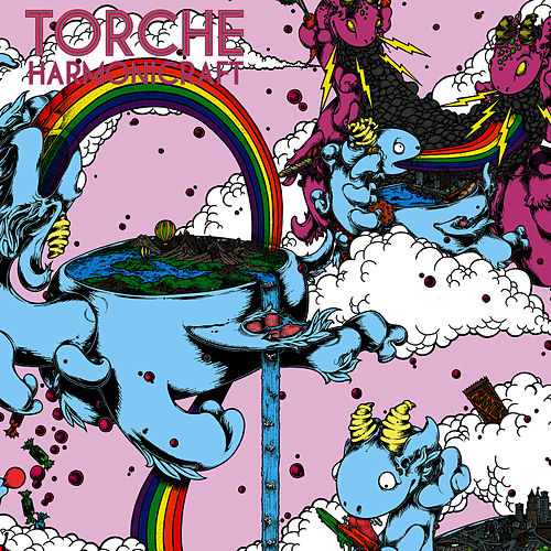 Harmonicraft by Torche