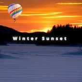 Winter Sunset by Banana Bar